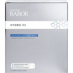 Doctor Babor Hydro RX 3D Hydro Gel Face Mask