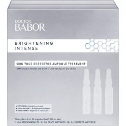 Doctor Babor Brightening Intense Skin Tone Corrector Ampoule Treatment